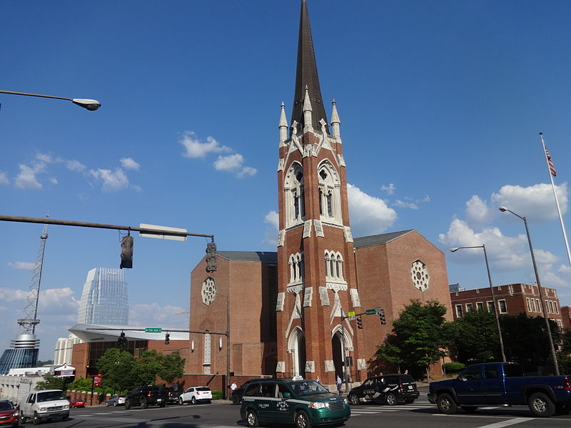 1st Baptist Church Nashville