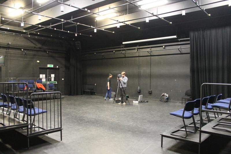 The Dixon Studio Theatre - University of York