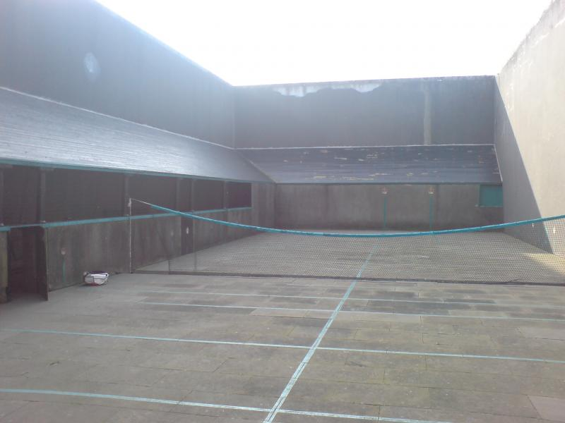 Falkland Palace Royal Tennis Court