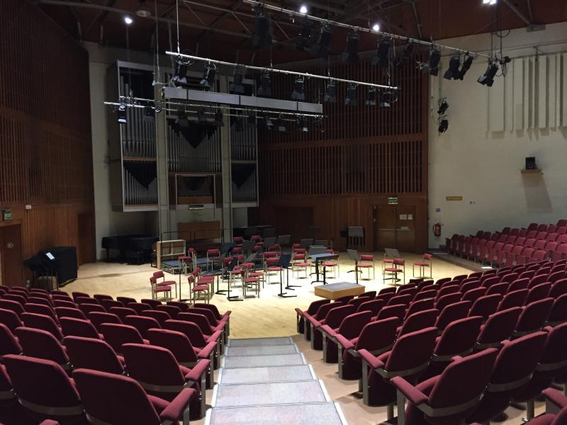 Jack Lyons Concert Hall (University of York)
