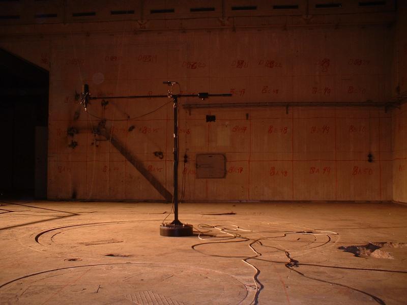 R1 Nuclear Reactor Hall